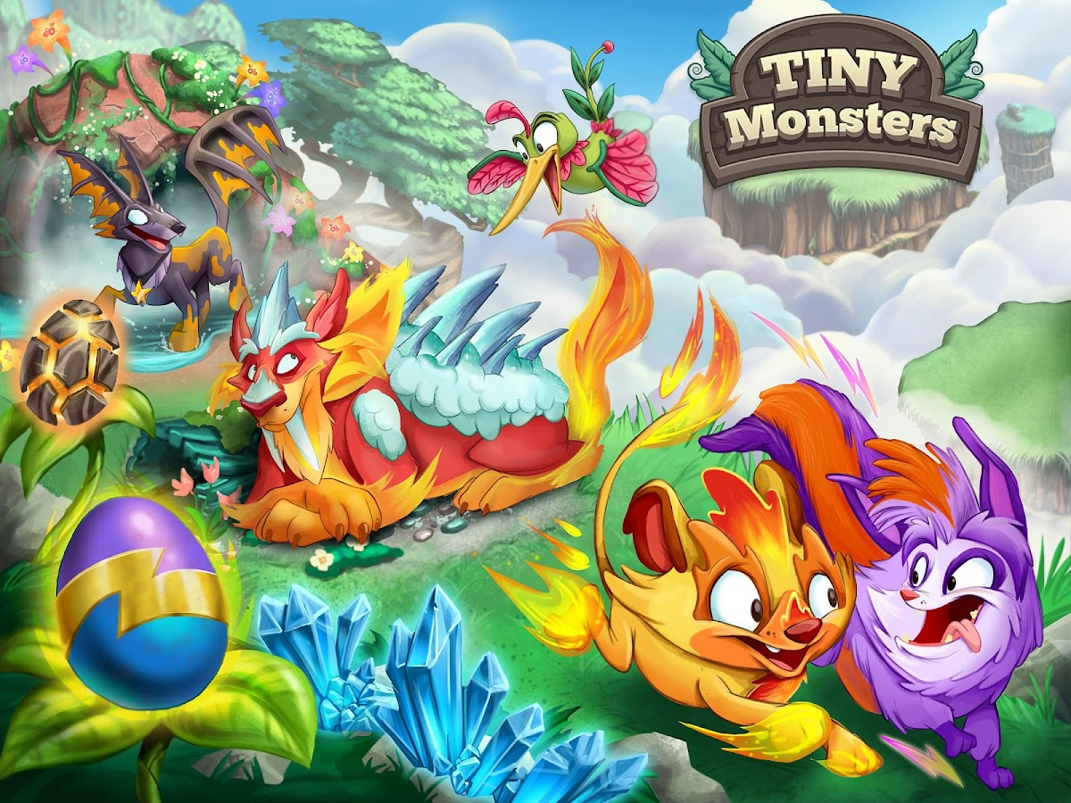 Tiny Monsters- screenshot