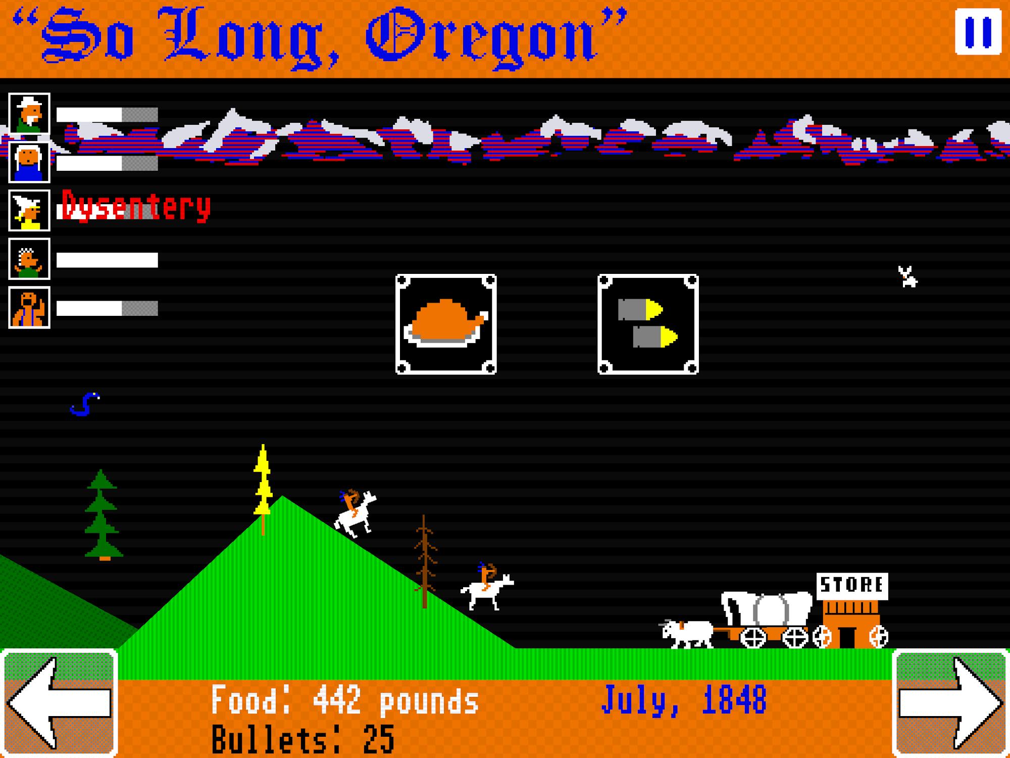 So Long, Oregon! screenshot #7