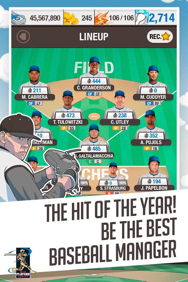 Baseball General Manager 2015 - screenshot