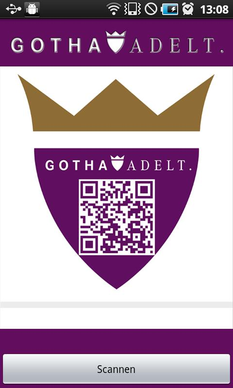 Gotha App - screenshot