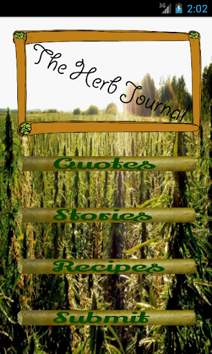The Herb Journal Weed