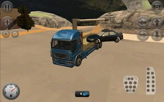 Screenshot of Truck Driver 3D