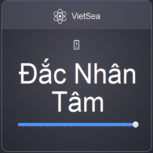 Dac Nhan Tam Full LOGO-APP點子