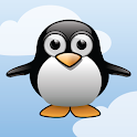 Peppy The Penguin Airborne icon