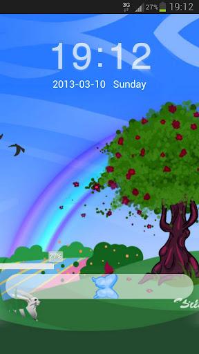 玩個人化App|GO Locker Theme Spring Buy免費|APP試玩