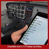 A2A C172 Trainer checklist