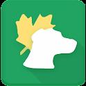 Honden Uitlaat Bos icon