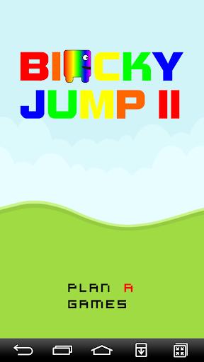 Blocky Jump 2