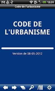 French Urban Code