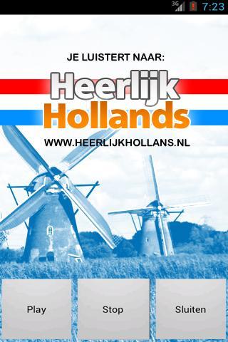 HeerlijkHollands.nl
