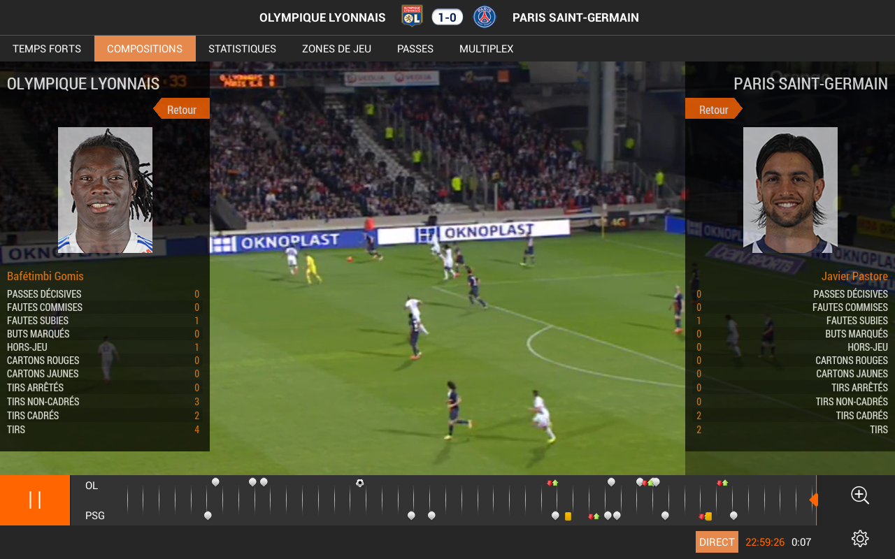 Ligue 1 - screenshot