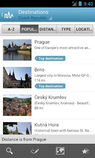 Czech Republic by Triposo