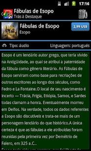 Livros em Português - screenshot thumbnail