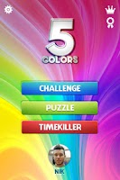 Screenshot of 5 Colors