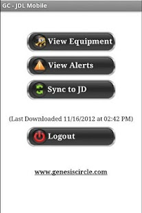 GC – JDL Mobile - screenshot thumbnail