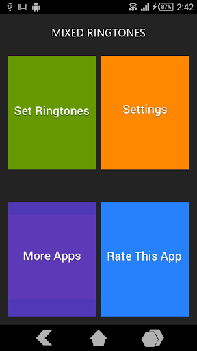 Mix Ringtones for Galaxy Note4