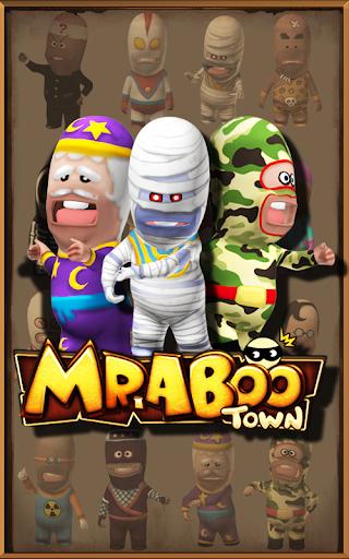 MR. ABOO Town