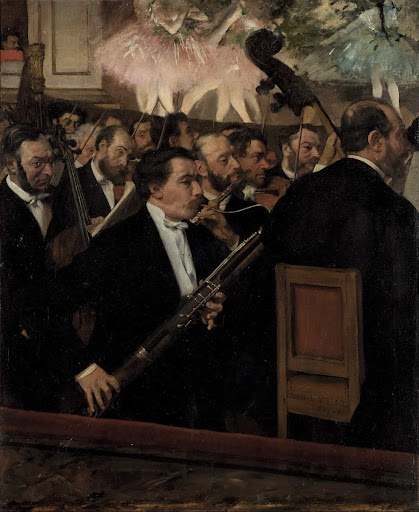 The Orchestra at the Opera