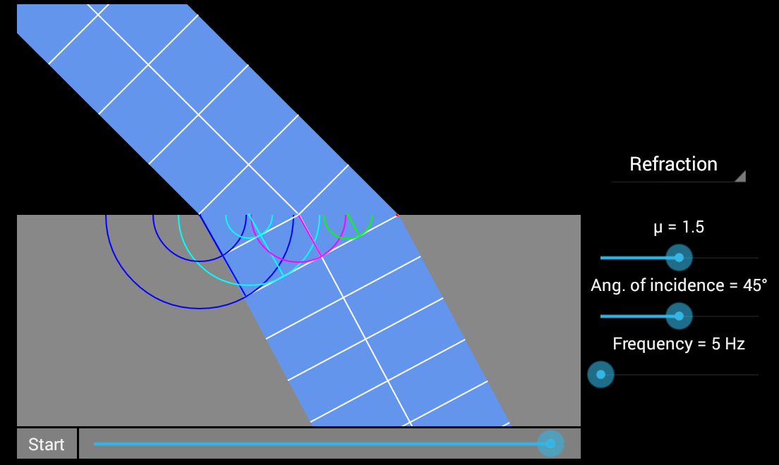 Physics - Optics (Free)- screenshot