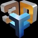 3D Film Festival App icon