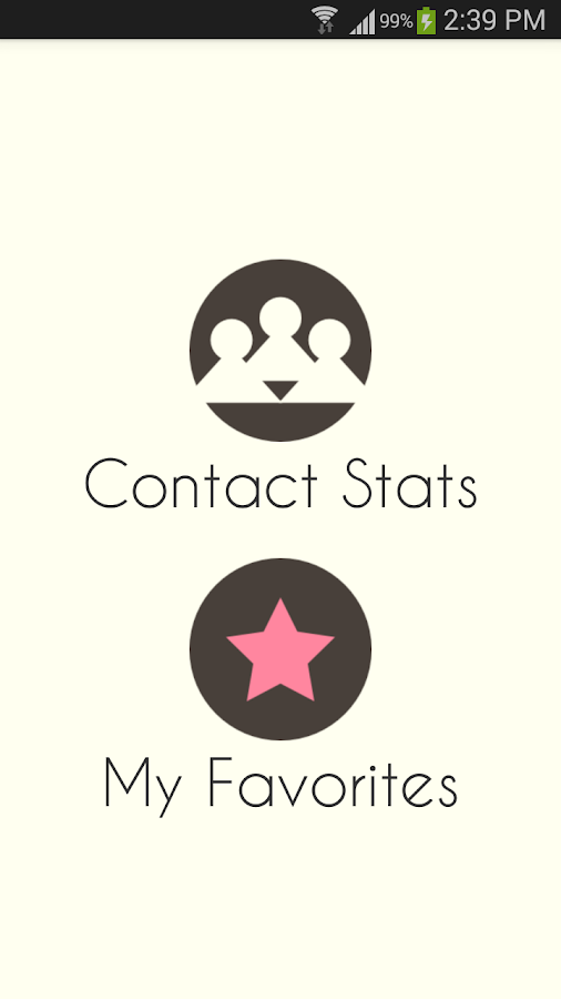Texty Time - SMS Statistics - screenshot
