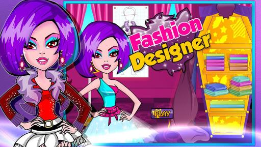 晚礼服设计师-女孩换装游戏