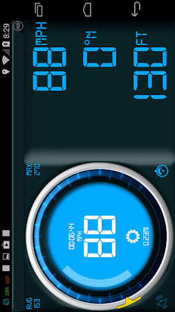 Gps Speedometer 1.3.2 screenshot 378899