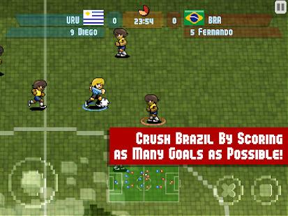 Pixel Cup Soccer Maracanazo 街機 App-愛順發玩APP