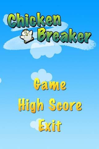 Chicken Breaker free jump