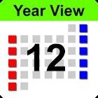 Year View Calendar & Widget icon