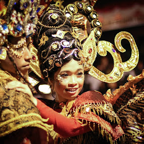 Batik Carnival by Dayan Ramly - Novices Only Portraits & People