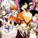 Wallpaper Hitman Reborn Anime icon