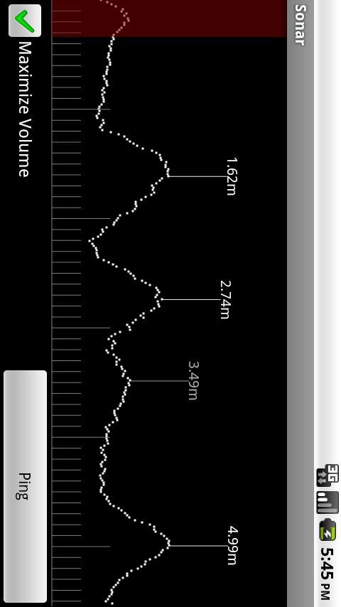 Sonar (ad) - screenshot