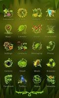 Screenshot of Firefly GO Launcher Theme