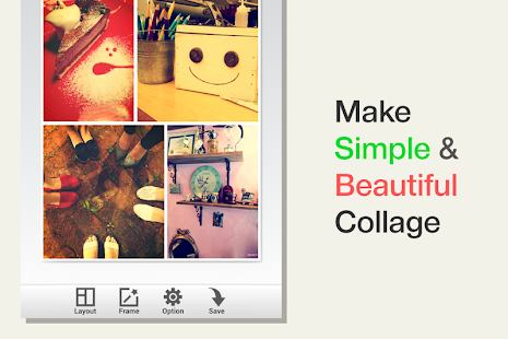 Photo Frame : Easy Collage- screenshot thumbnail