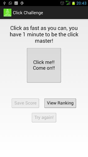 Click Challenge