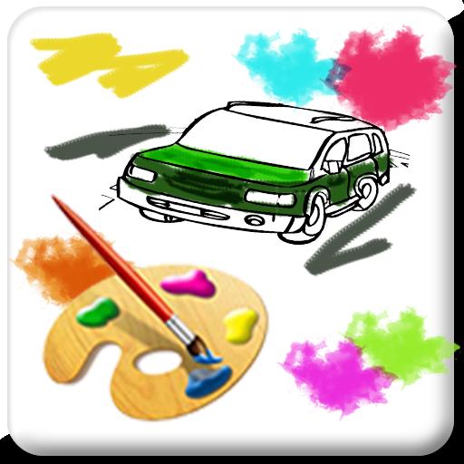 Ayo Mewarnai Kendaraan Aplikasi Di Google Play