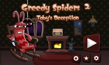 Greedy Spiders 2 Free Screenshot 1