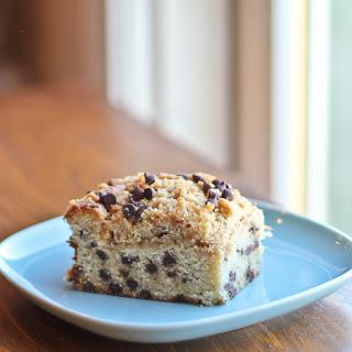 Chocolate Chip Buttermilk Crumb Cake
