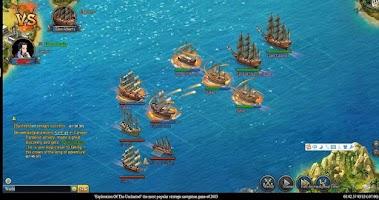 Screenshot of Bomb Beach: Uncharted Waters