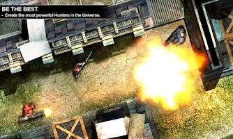Screenshot of Hunters: Episode One