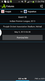 Cricscoredroid Live Cricket - screenshot thumbnail