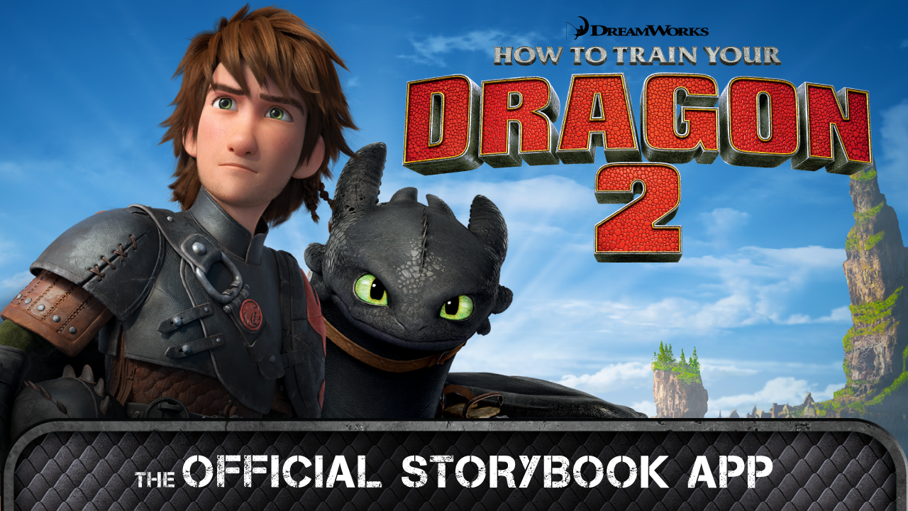 How To Train Your Dragon 2- screenshot