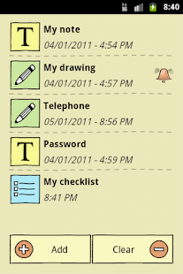 QuickNote Notepad Notes - screenshot thumbnail