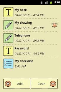 QuickNote Notepad Notes - screenshot thumbnail
