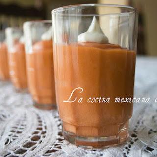 Mamey Dessert.