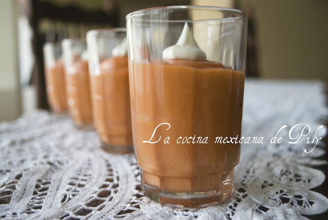 Mamey Dessert