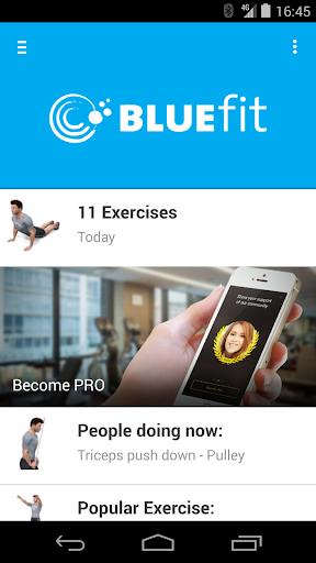 BlueFit Training