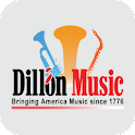 Dillon Music logo