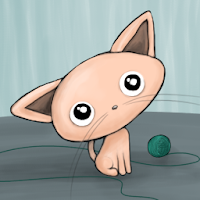 Kitten Theme GO Launcher EX 1.1